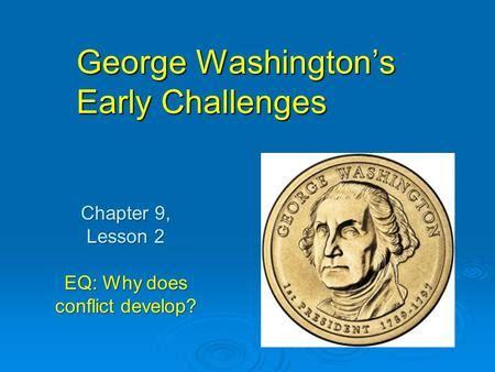 President George Washington s Farewell Address 1796